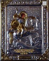 Икона  Святой Георгий Победоносец  №100