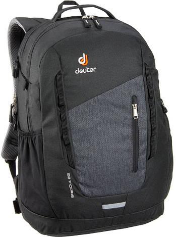 Городской рюкзак Deuter StepOut 22 dresscode/black (3810415 7712)