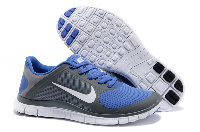 Кроссовки мужские Nike Free Run 4.0 V3 / MRUN-049