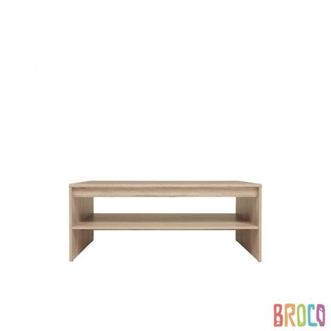 Деревянный столик BRW Elpasso LAW/110