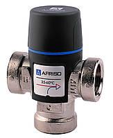 """Термостатический смесительный клапан АТМ 333 DN20, Rp1"""" (35÷60°C) Afriso"""
