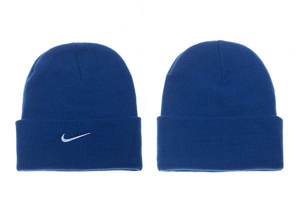 Шапка зимняя  Nike  / SPK-110 (Реплика)
