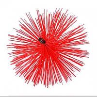Щетка пластиковая для чистки дымохода твердотопливного котла