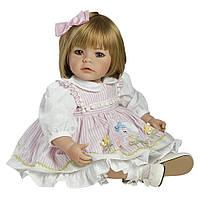 Adora, Кукла Адора 4 сезона с 4мя комплектами одежды реборн