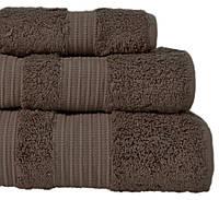 Махровое полотенце 50х90 бамбук/хлопок London CHESTNUT CASUAL AVENUE