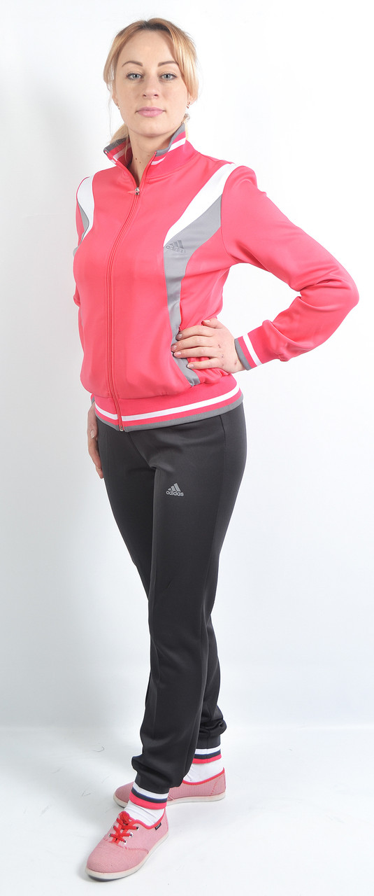 aaee46a5ba0cc4 Жіночий фірмовий спортивний костюм Adidas ORIGINAL 118-28 - Камала в  Хмельницком
