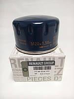 Фильтр масляный Renault Clio III 7700274177