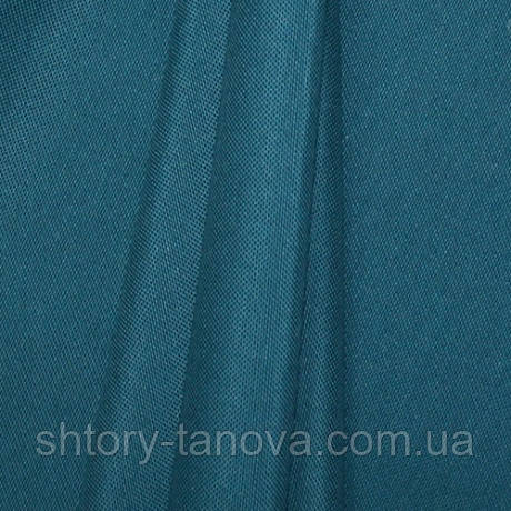 Ткань для штор и отделки урия морская волна