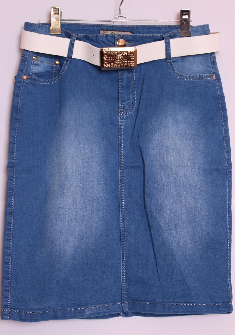 Юбки джинсовые большие размеры