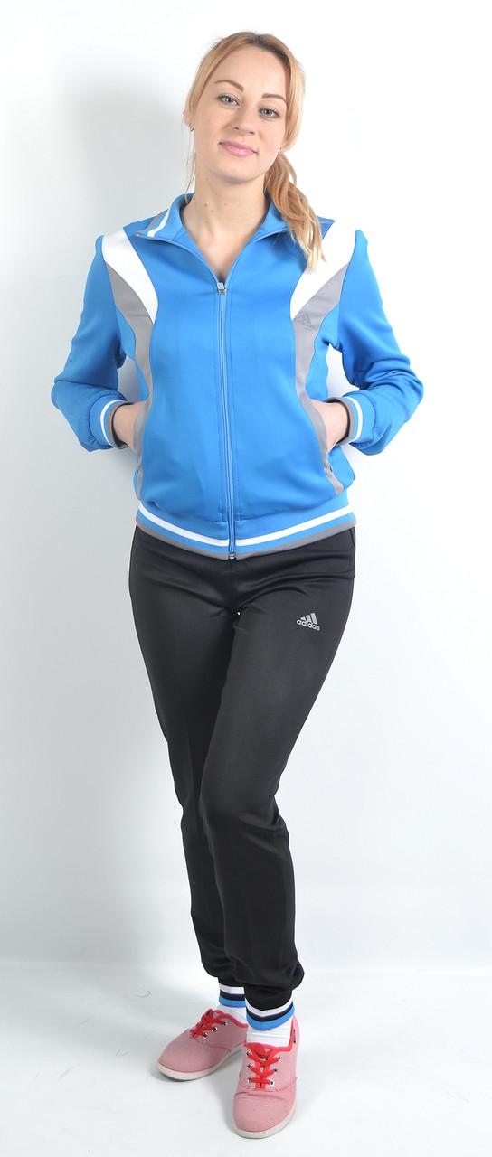 Жіночий фірмовий спортивний костюм Adidas ORIGINAL 118-29 529a99a75df54