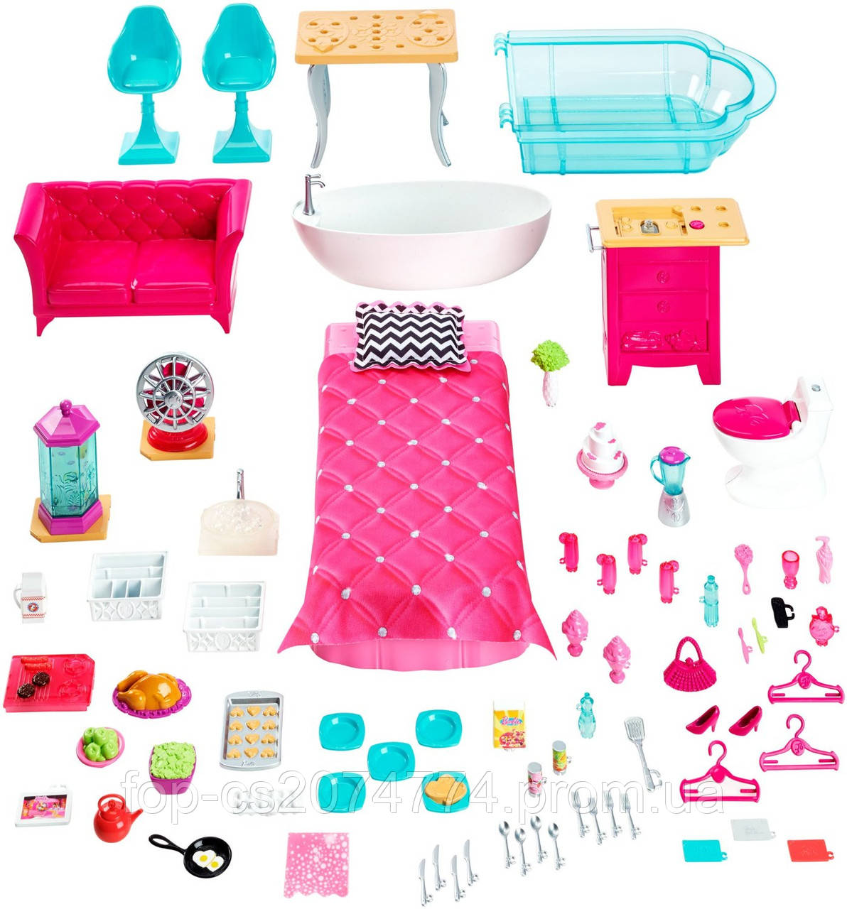 Дом мечты Барби Barbie Dreamhouse: продажа, цена в Киеве ...