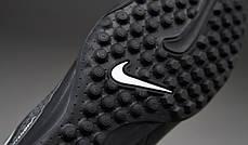 Сороконожки Nike Hypervenom Phelon TF 599846-016 (Оригинал), фото 3