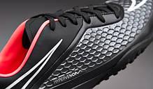 Сороконожки Nike Hypervenom Phelon TF 599846-016 (Оригинал), фото 2
