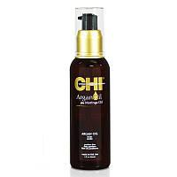 CHI Argan oil Восстанавливающее масло для волос CHI Argan Oil Plus Moringa Oil-89мл