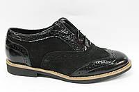 Женские кожаные туфли ТМ Calif, фото 1