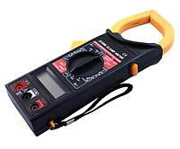 Профессиональные токовые клещи DT 266С мультиметр тестер 266 C, 266C