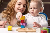 Играем с мамой. Как играть с ребенком