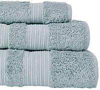 Махровое полотенце 50х90 бамбук/хлопок London SKY CASUAL AVENUE