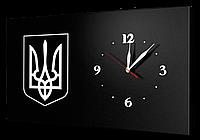 Часы на холсте 30 х 53 см UA4