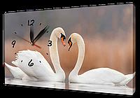 Часы на холсте 30 х 53 см Z29