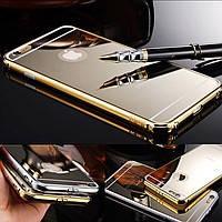 Зеркальный чехол Supreme Chrome iPhone 6 Mirror case