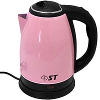 Электрочайник  ST 99-005-35 Pink (1.8 л, 1800 Вт, нержавейка, розовый)