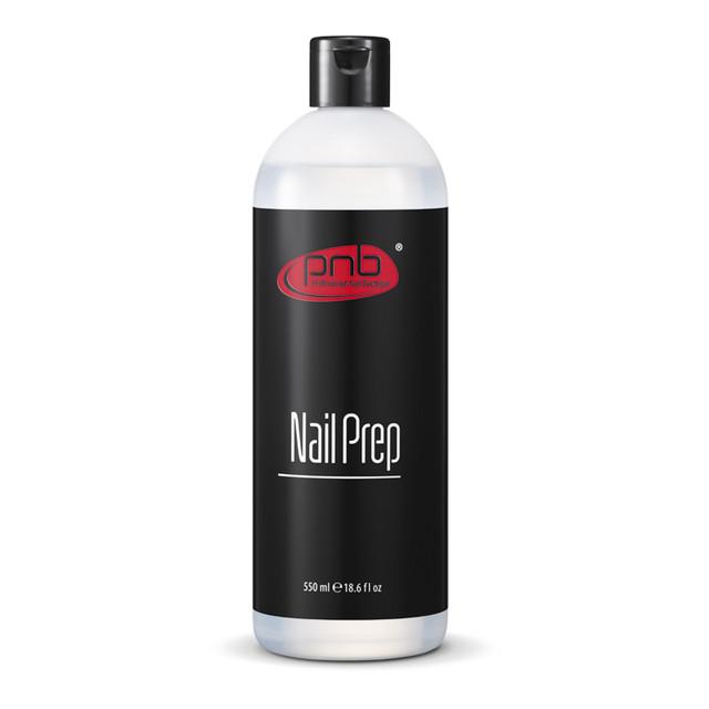 Дезинфектор (подготовитель) для рук и ногтей (550 мл). Nail Prep (550 ml)