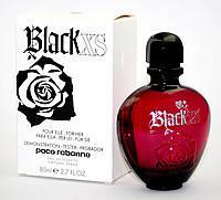 Paco Rabbanne Black XS(Пако Рабанн Блек ИксЭс Эль`Эксес),тестер