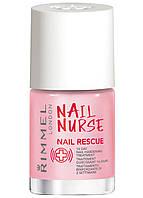 Средство против расслаивания ногтей  Rimmel Nail Rescue