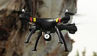 Квадрокоптер Syma X8C Venture черный, 4 CH 2.4Ghz HD Дрон