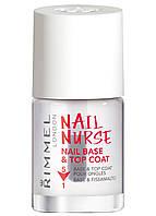 Средство для лечения ногтей 5в1 Rimmel Nail Care 5 In 1