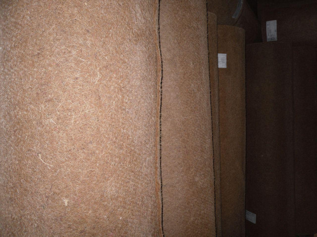 Кокосовая койра латексированная в листах толщиной 3 см