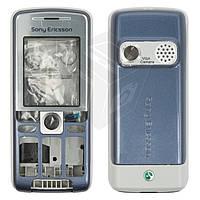 Корпус для Sony Ericsson K310 - оригинал (синий)