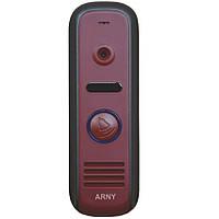 Цветная вызывная панель Arny AVP-NG110 Red