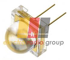 Светодиод 10мм желто-оранжевый  7000мКд КИПД-73А