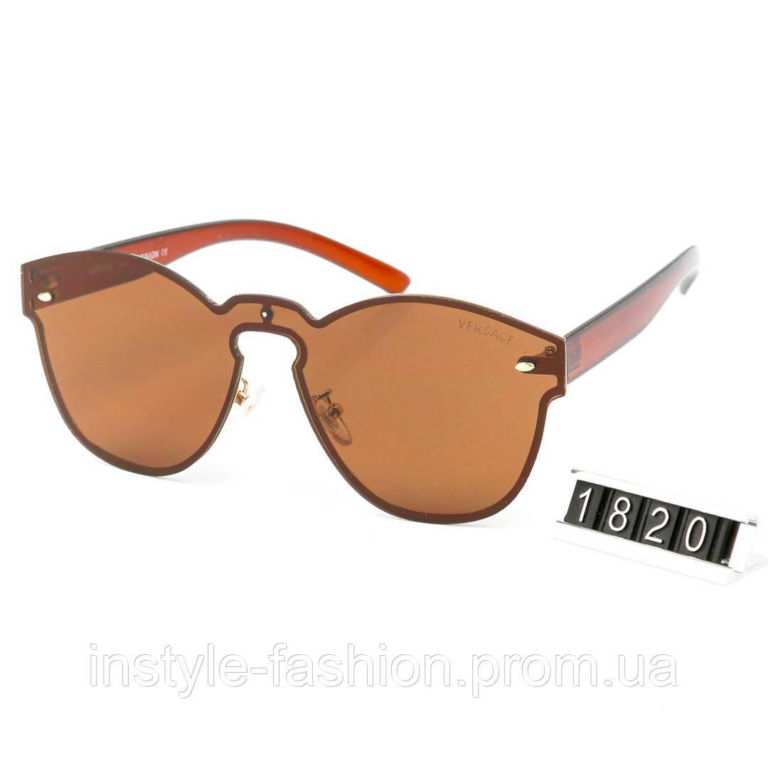 bf975a581d93 Очки женские Versace Версаче коричневые - Сумки брендовые, кошельки, очки,  женская одежда InStyle