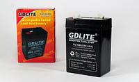Аккумулятор батарея GDLITE 6V 4.0Ah GD-640
