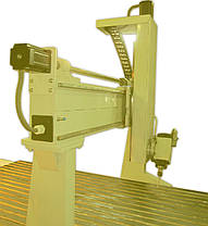 Фрезерний верстат з ЧПУ 4D Робоче поле верстата 2100 х 1200, фото 3
