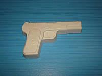 Гипсовая фигурка Пистолет