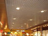 Подвесной потолок для магазина