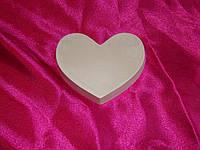 Гипсовая фигурка Сердце