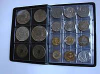Альбом для монет Schulz 108 ячеек Микс , фото 1