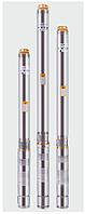 Euroaqua Погружной скважинный насос 75 QJD 130 - 0.75 + контроль бокс