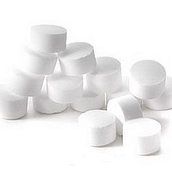 Соль таблетированная для умягчителя 25кг МОЗЫРЬСОЛЬ (Беларусь)