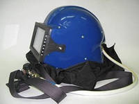 Шлем оператора абразивно-струйной очистки «Кивер-1»