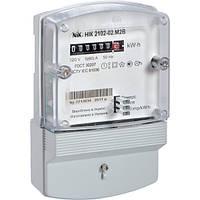 Счетчик электроэнергии НИК 2102-02м2в однофазный