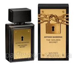 Antonio Banderas Golden Secret EDT 50 ml Туалетная вода женская (оригинал подлинник  Испания)