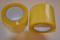 Скотч М5-6 жёлтый прозрачный 90мм