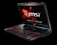Ноутбук MSI GT80S 6QF TITAN SLI (GT80S6QF-072US)