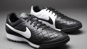 Сороконожки Nike NIKE TIEMPO LEGACY TF 631517-010 Найк Тиемпо (Оригинал), фото 2